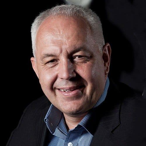 Alec Coles OBE