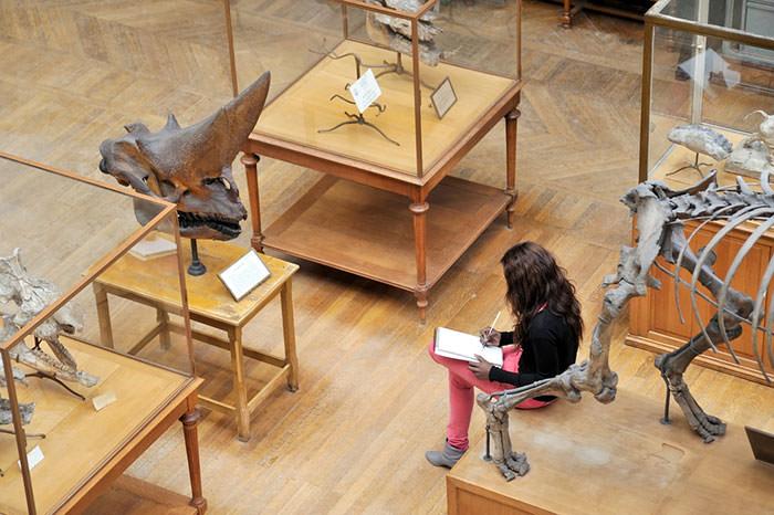designing a museum