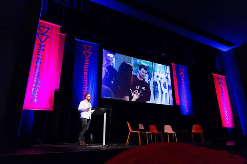 museumnext stage