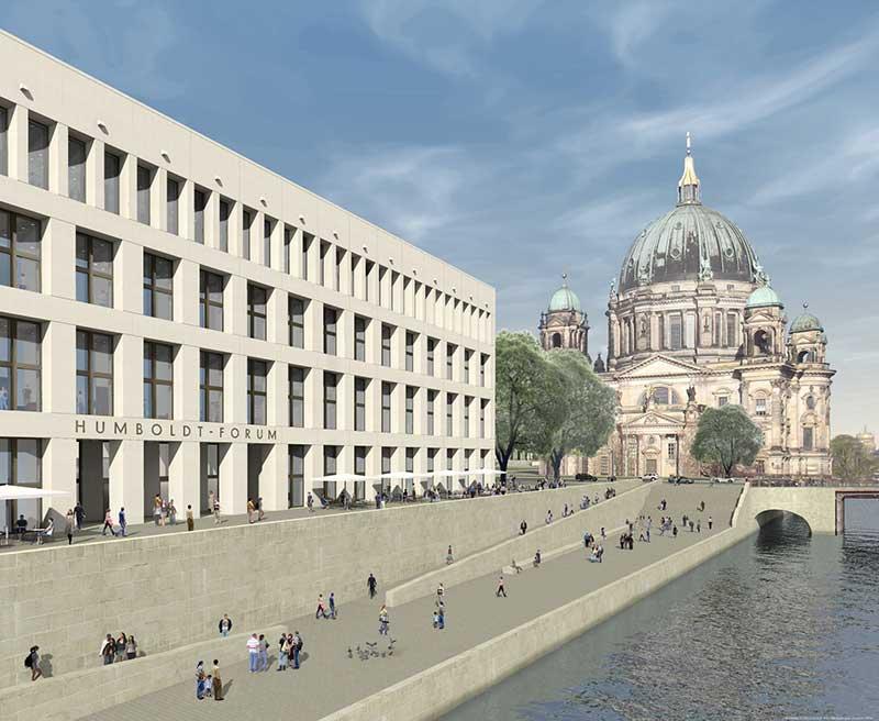 Humboldt Forum Berlin, opening 2019