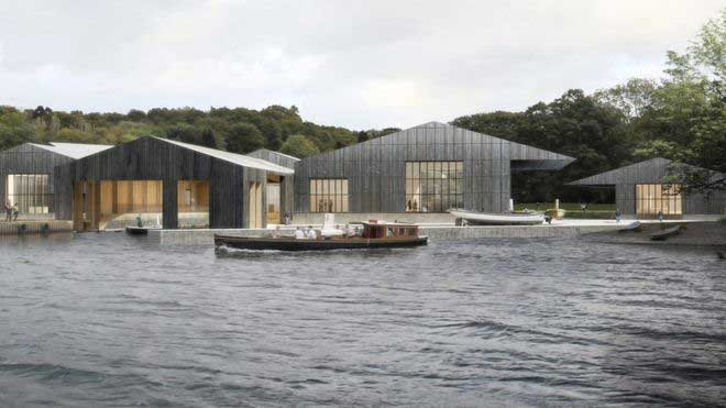 Windermere Jetty Museum opening 2019
