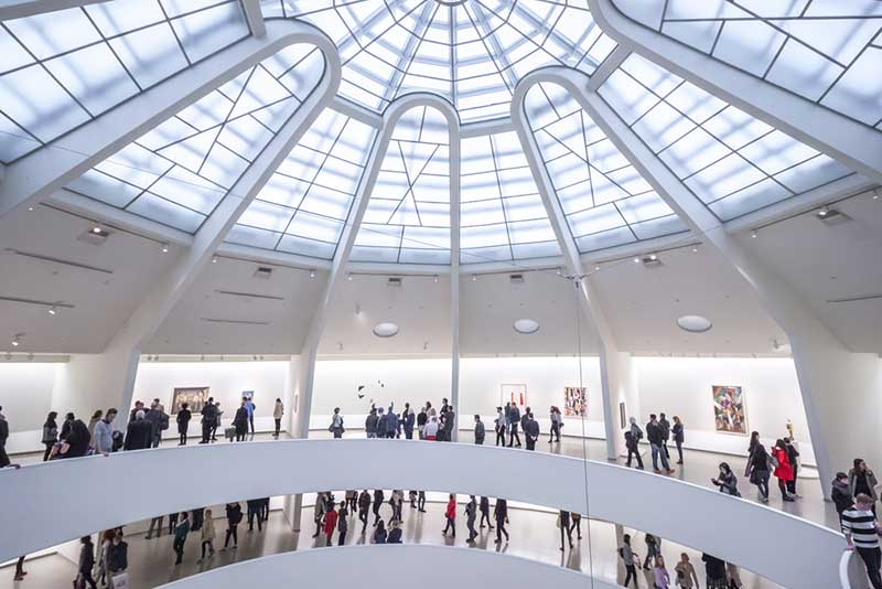Guggenheim Museum to open seven days a week from January 2019