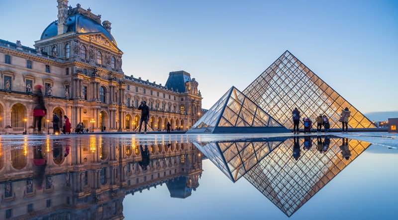 10.2 million visitors to the Louvre in 2018 - MuseumNext