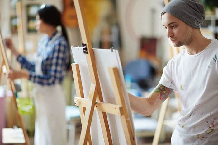 Art Therapy Classes at Museums