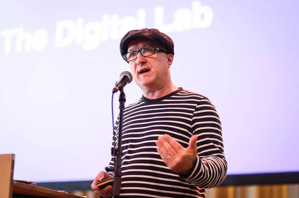 Digital Conference Speaker