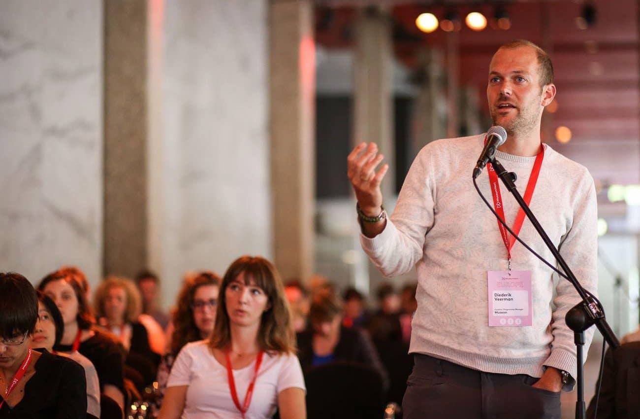 MuseumNext Digital Summit Amsterdam