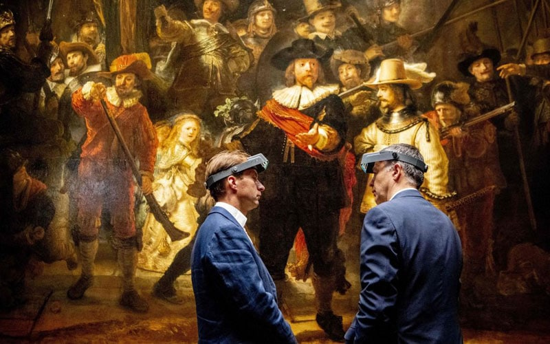 rijksmuseum night watch