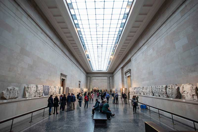 Parthenon Galleries