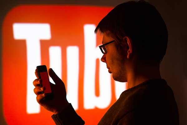 YouTube workshop London