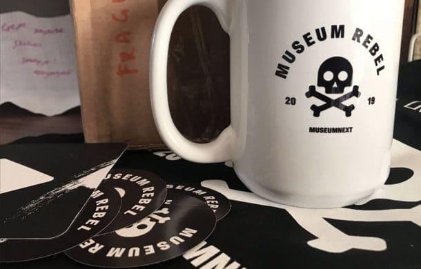 Museum Rebel Mug