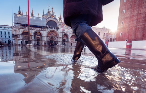 Venice Floods Museums