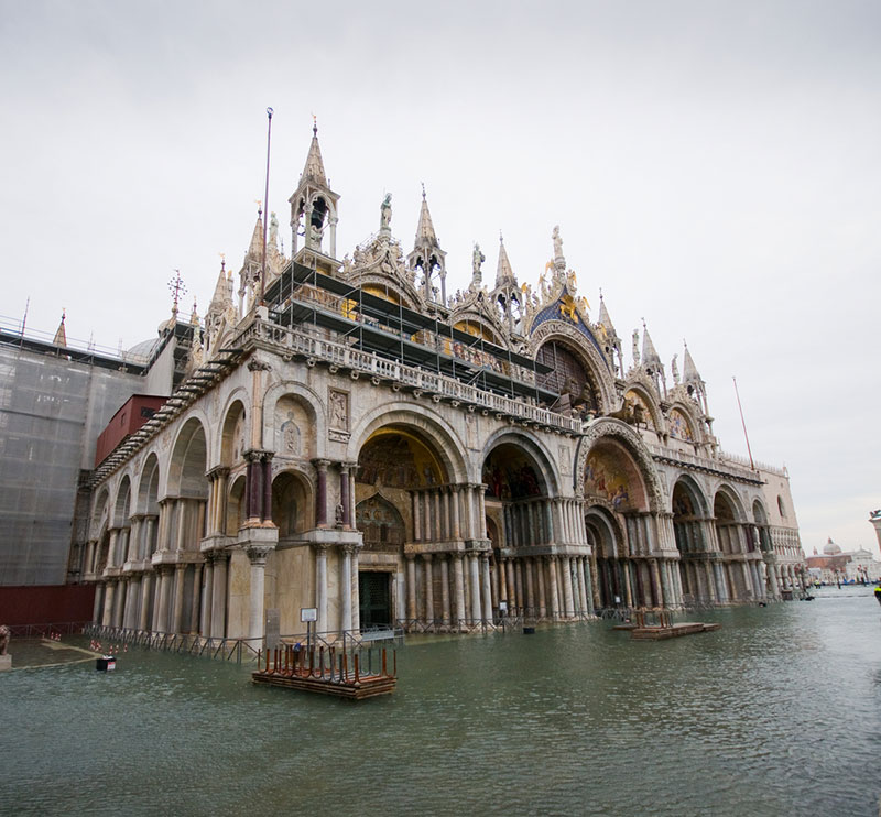 Venice Heritage under threat