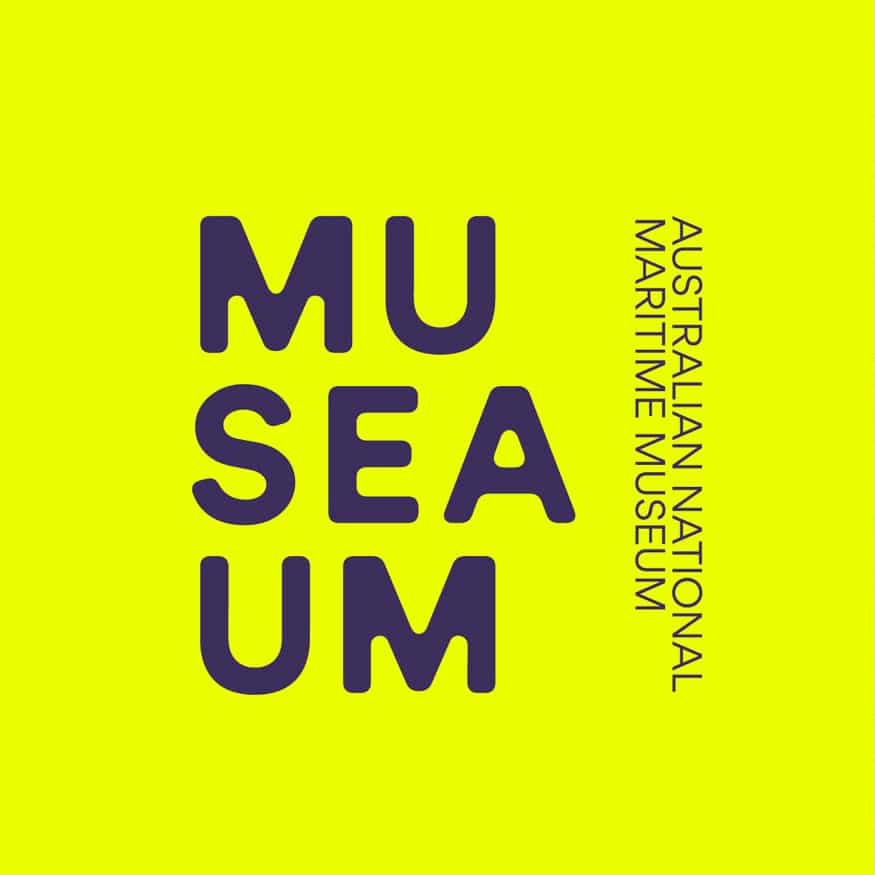 Museaum Logo for Australian National maritime Museum