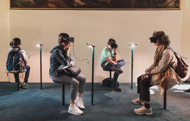 Virtual Reality Museum