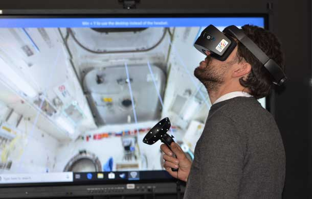 Virtual Reality Exhibition