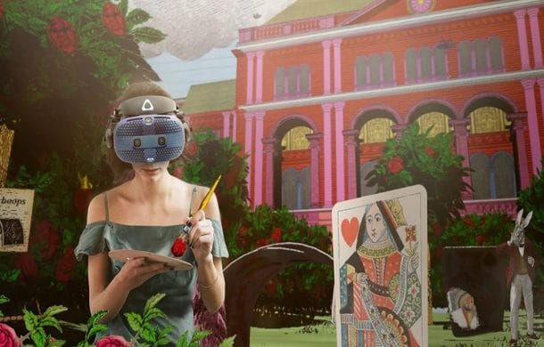 Alice in Wonderland VR