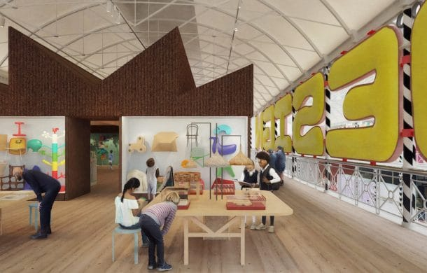 View across the Design Gallery. Image by Picture Plane © Victoria and Albert Museum, London.jpg